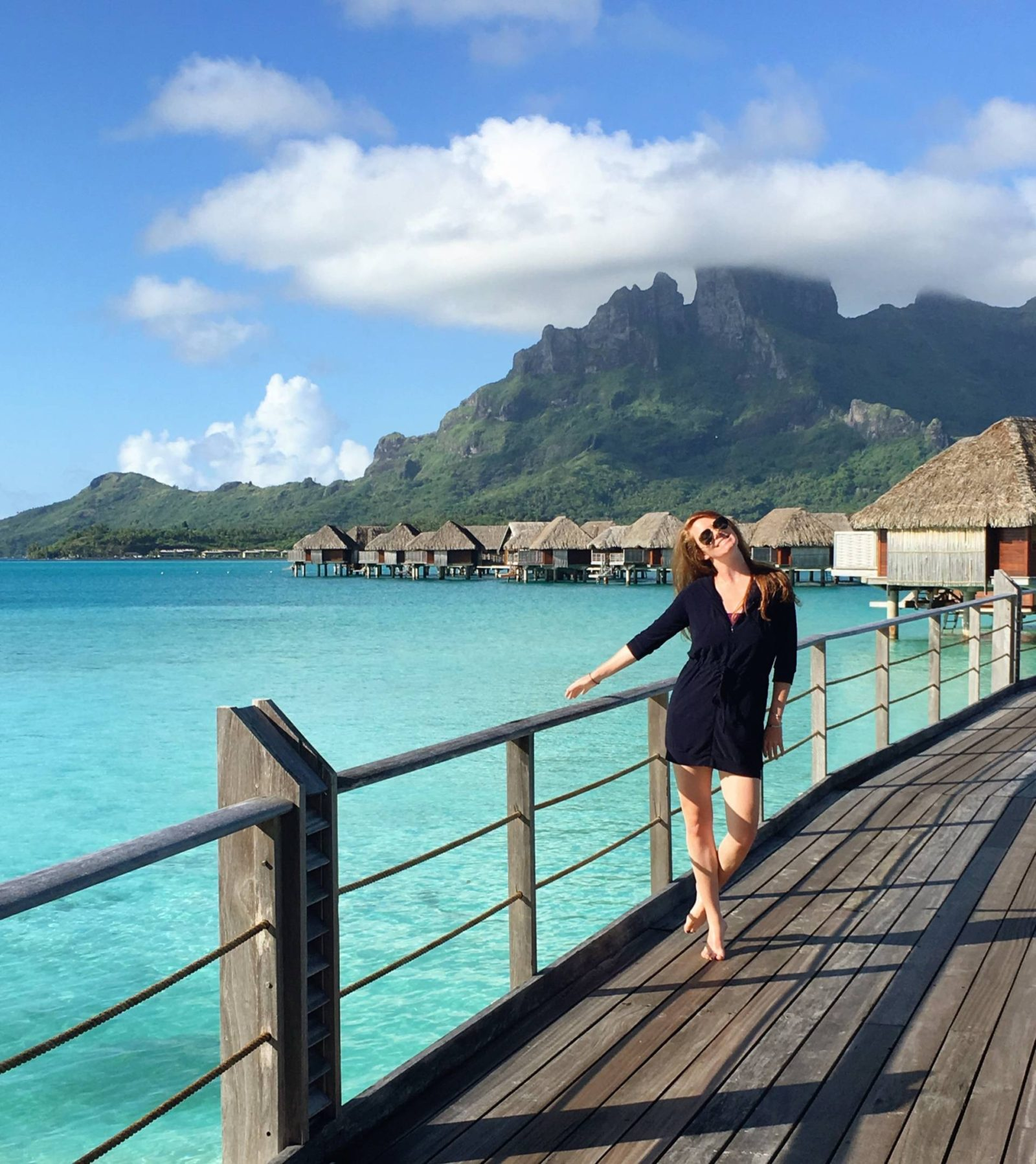 Four Seasons Bora Bora The Jetset Redhead